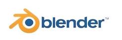 Логотип Blender 3D