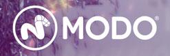 Логотип MODO 3d