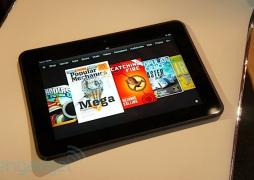 Amazon показала новые планшеты Kindle