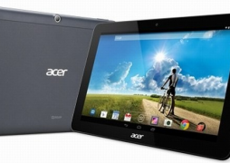 Acer анонсировала планшет Iconia Tab 10