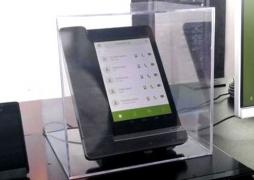 Acer abTouchPhone – гибрид планшета и проводного телефона