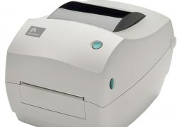 Обзор принтера этикеток Zebra GC420t