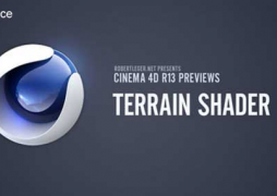 Cinema 4D R13: Terrain Shader
