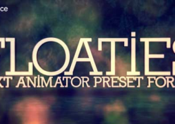 After Effects: Floaties