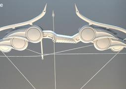 Моделинг High Poly лука в 3Ds Max Часть 1