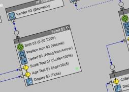 Ведение в 3Ds Max Particles часть 6