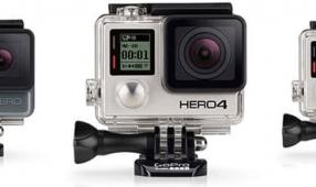 Экшн-камеры GOPRO 4 – надежность и эффективность