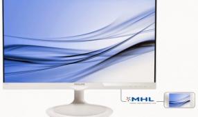 27-дюймовый монитор Philips Moda с подставкой Ambiglow Plus