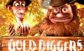 Обзор игрового автомата Gold Diggers