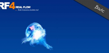 Вводной урок по RealFlow 4
