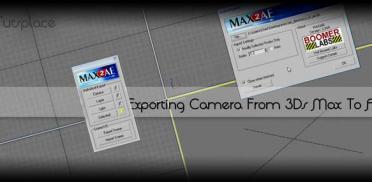 Экспортирование камеры из 3Ds Max в AE