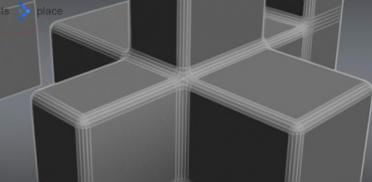 Модификатор Quad Chamfer для 3ds Max от Marius Silaghi