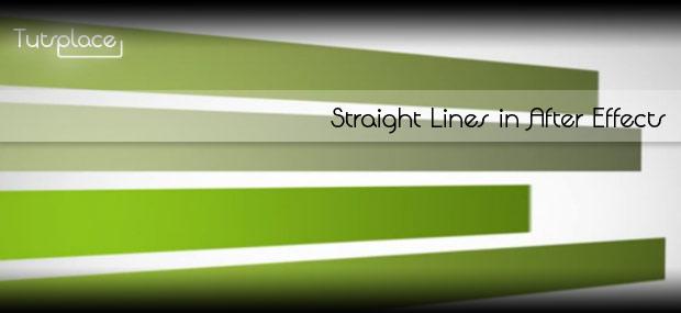 Как создать 3D линии в After Effects