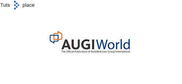 Журнал AUGIWorld за март 2012