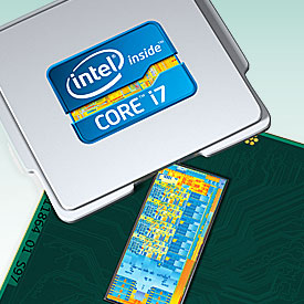 процессор Intel Ivy Bridge