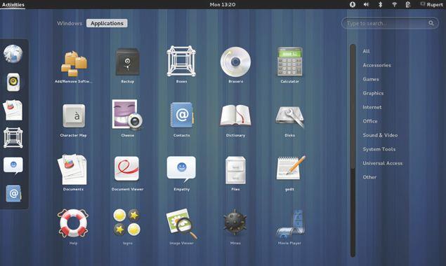 Релиз операционной системы Gnome OS намечен на 2014 год