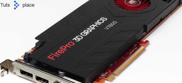 Новые графические процессоры от AMD