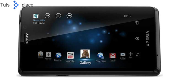 Sony Xperia T с HD-дисплеем