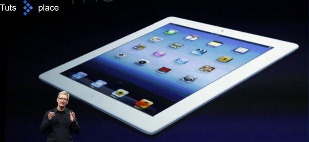 Будущей iPad будет с чипом A6