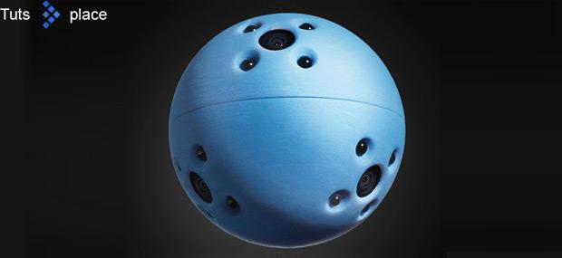 Bounce Imaging разработала камеру-мяч