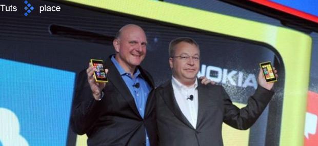 Курс акций Apple понизила Nokia