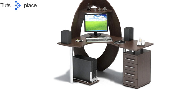 Как выбрать угловые компьютерные столы