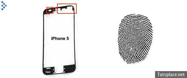Сенсору отпечатков пальцев на iPhone 5S быть