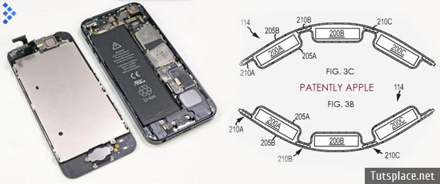 Гибкие аккумуляторы были запатентованные Apple