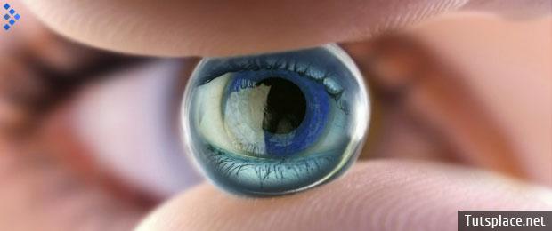 Телескопические контактные линзы с будущего
