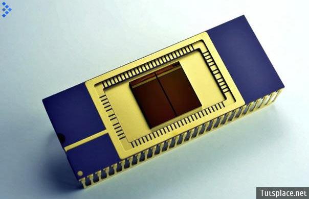 чип 3D NAND