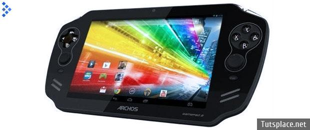 Игровой планшет Archos GamePad 2 от NVIDIA