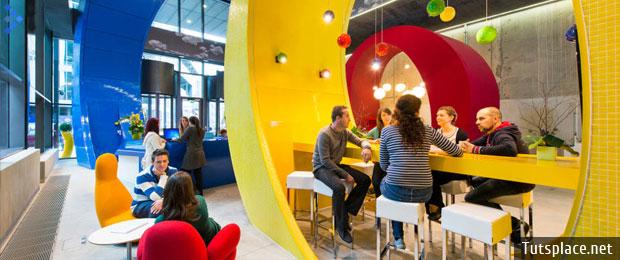 Google строит штаб-квартиру в Лондоне