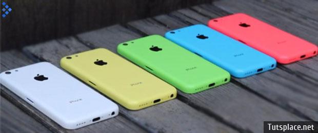 Характеристики iPhone 5C рассекретили