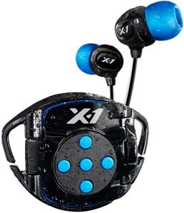 Водонепроницаемый чехол X1 H2O Audio Interval для iPod shuffle