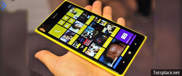 Флагманский смартфон Nokia Lumia 1520 с 20-мегапиксельной камерой