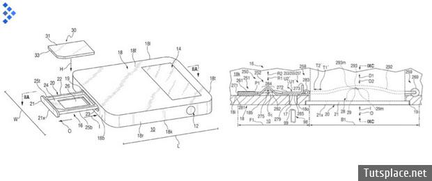 Apple запатентовала магнитный лоток для Sim-карты