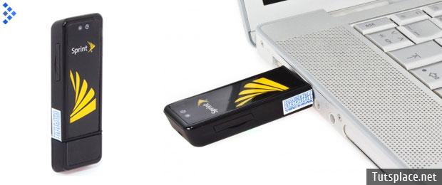 USB Модема Sierra 598u