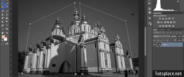 В Adobe Photoshop добавили инструмент для работы с перспективой