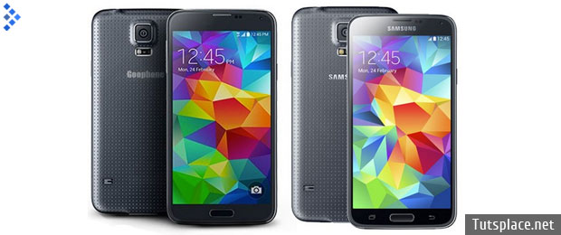 Goophone представил клона Galaxy S5