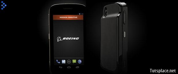 защищенный смартфон Boeing Black