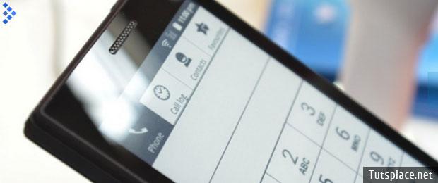 MIDIA InkPhone смартфон с дисплеем на электронных чернилах