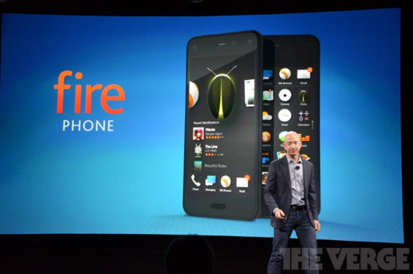Смартфон Amazon Fire Phone