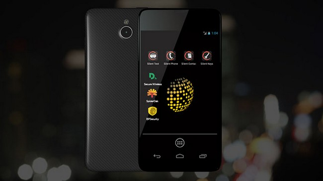 смартфон BlackPhone Silent Circle