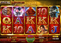 Обзор игрового автомата Crystal Mystery