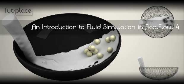 Как создать симуляцию жидкости в RealFlow