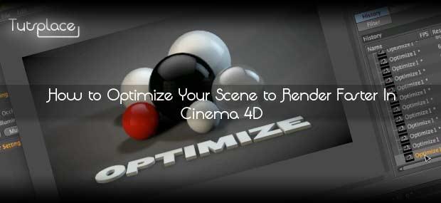 Рендер в Cinema 4D