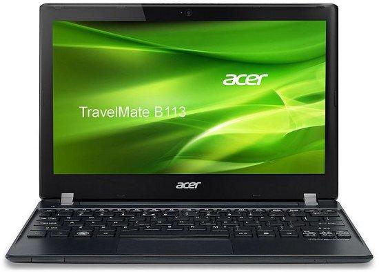 Отличный портативный нетбук Acer TravelMate B113 от Acer