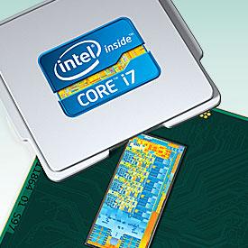 процессор Intel Ivy Bridge