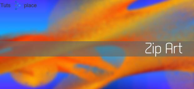 Zip Art – уникальное приложение для создания абстрактных изображений