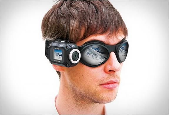 Камера JVC ADIXXION GC-XA1 для экстремалов